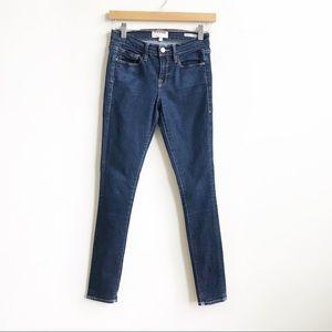 Frame Le Skinny de Jeanne Skinny Jeans